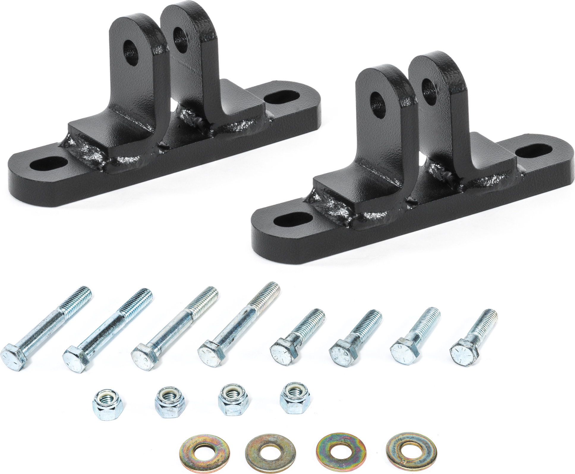 Balkenbefestigung Boden Rock Hard 4x4 Rh8000bo Blue Ox Tow Bracket Kit For 07 18