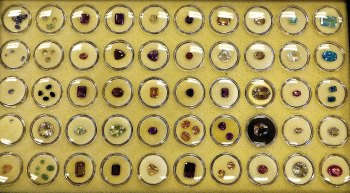 Mike DeMeritt's polished Cabochons