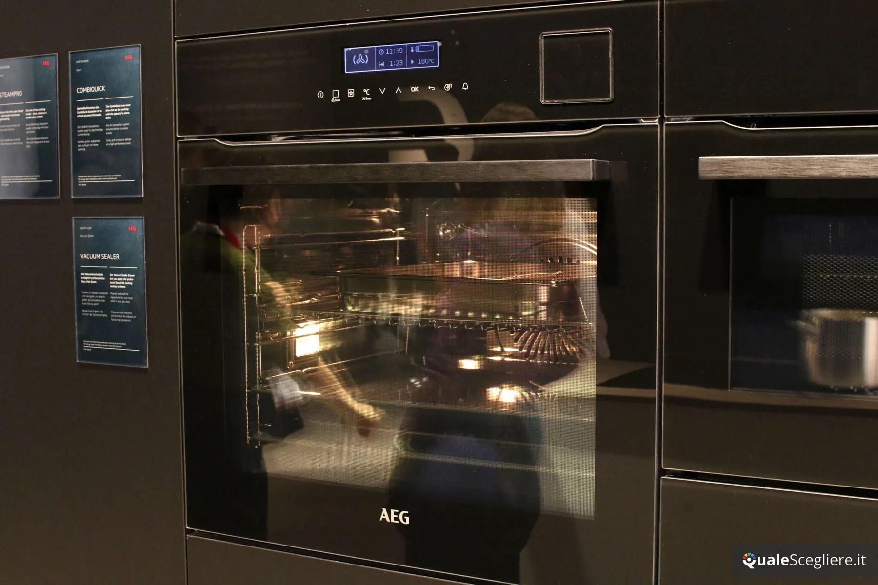 Cucina Componibile Con Forno Da 90 | Forno Da Cucina Da Incasso