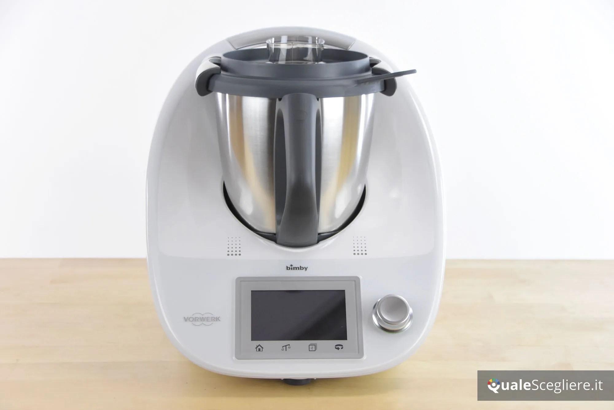 Robot Da Cucina Bimby Prezzo | Scheda Tecnica Vorwerk Bimby Tm 5 ...