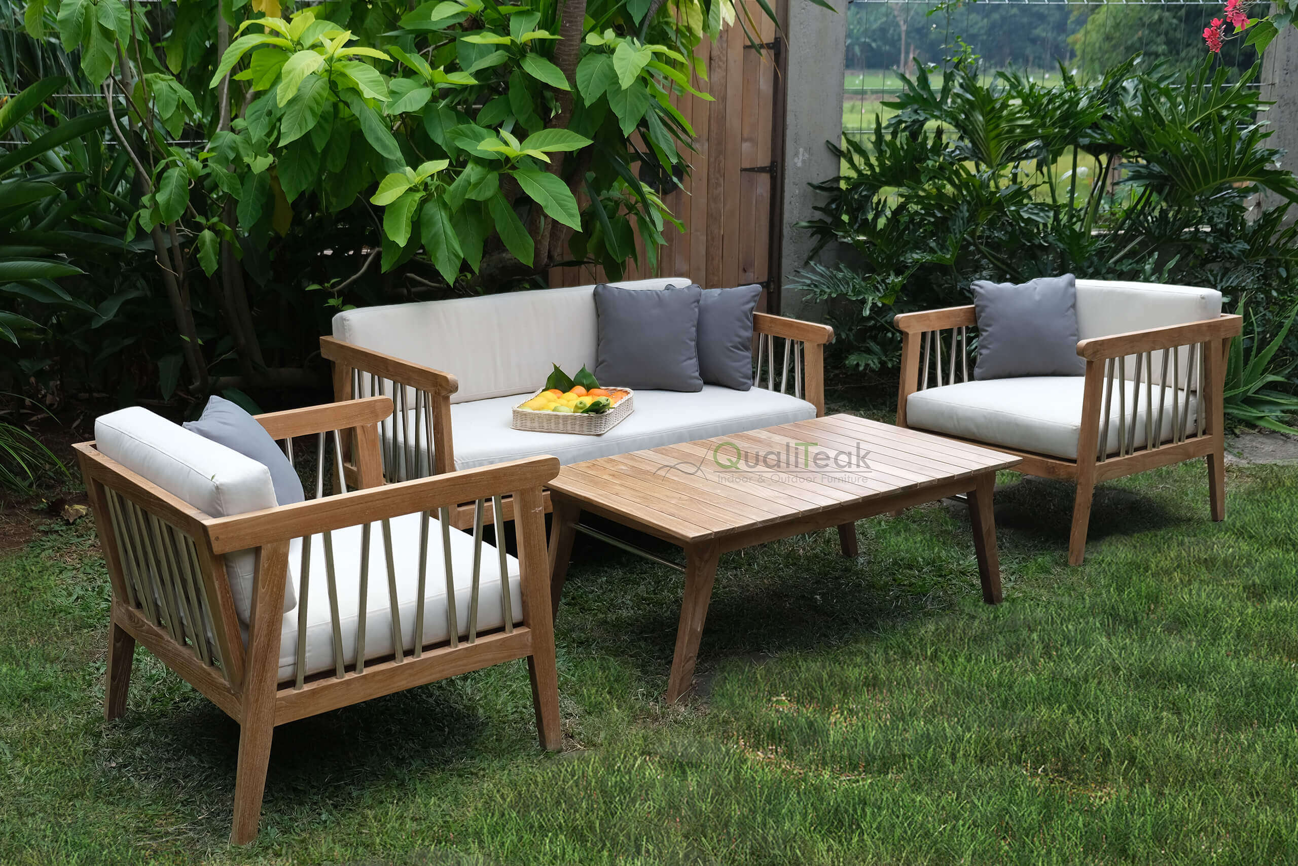 Indonesia Teak Furniture Manufacturer Veronicas Qualiteak