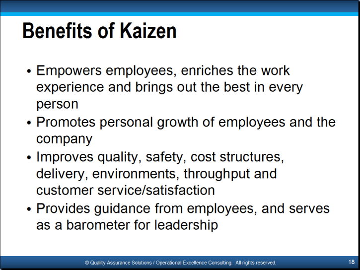 Define Meaning Of Hindi Kaizen Training Powerpoint