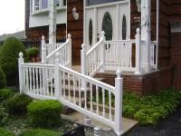PVC Railings  Quality Fence Company  www.qualityfence