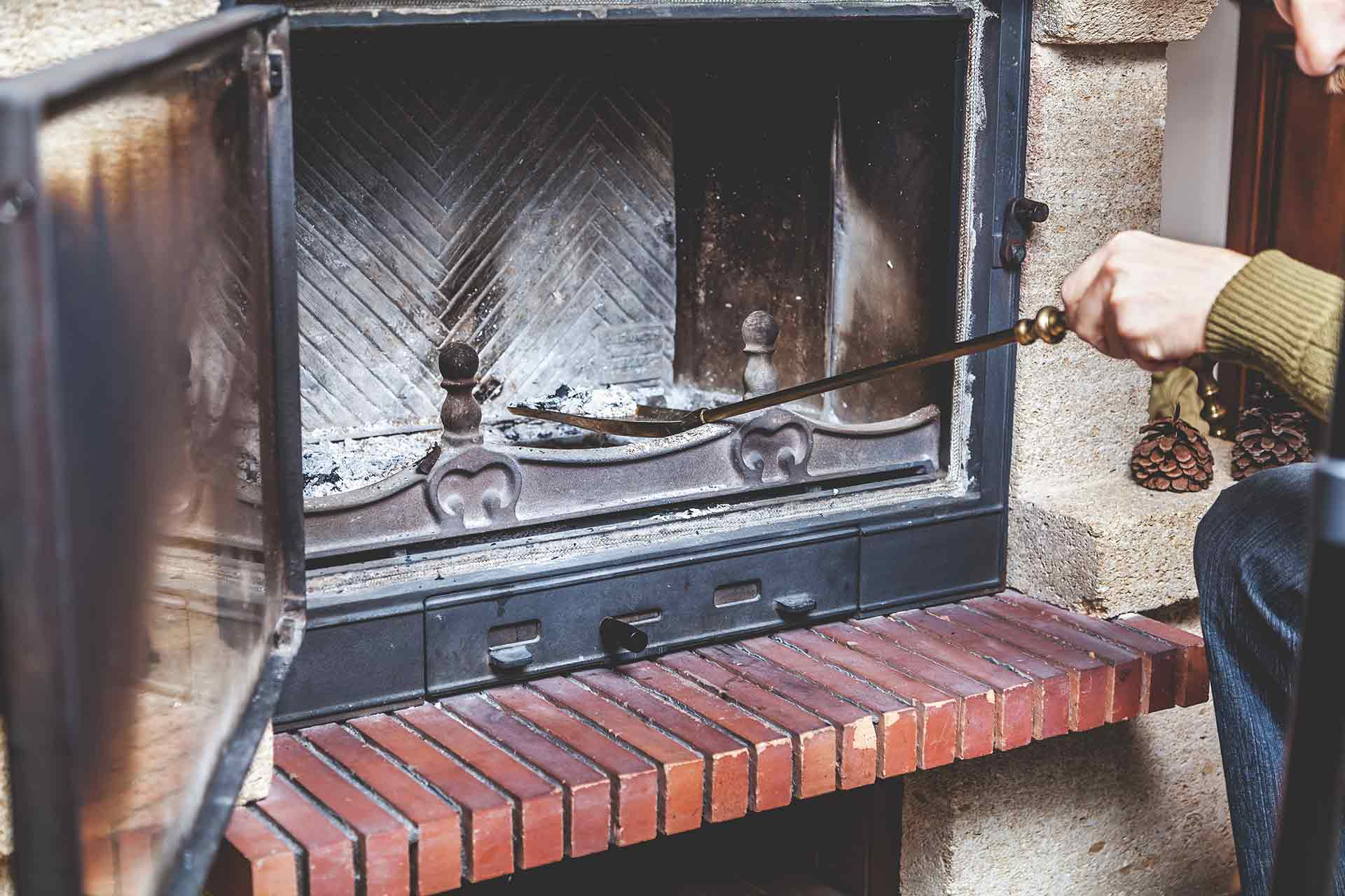 Cleaning A Fireplace The Benefits Of A Spring Fireplace Cleaning Quality Fireplace