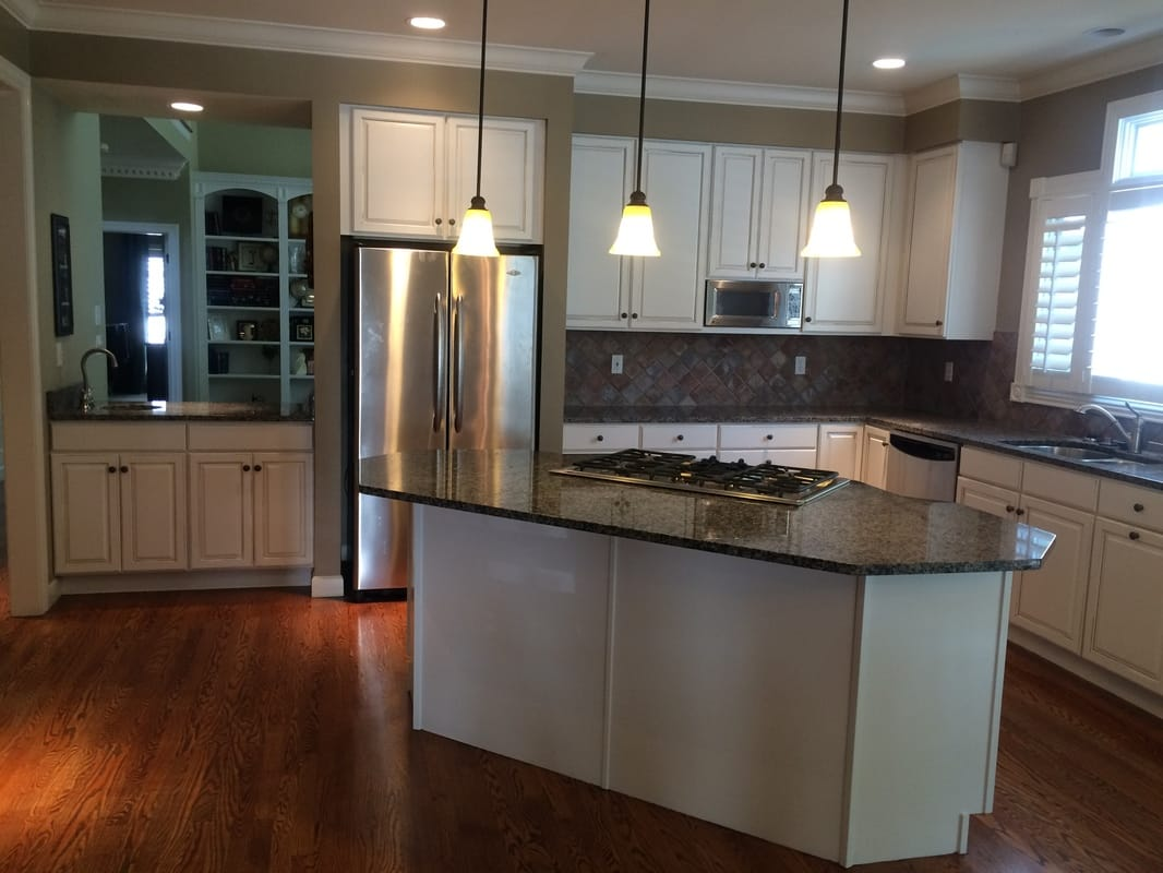 Reglazing Kitchen Cabinets Kitchen Cabinet Painting Bath Kitchen Refinishing St Louis