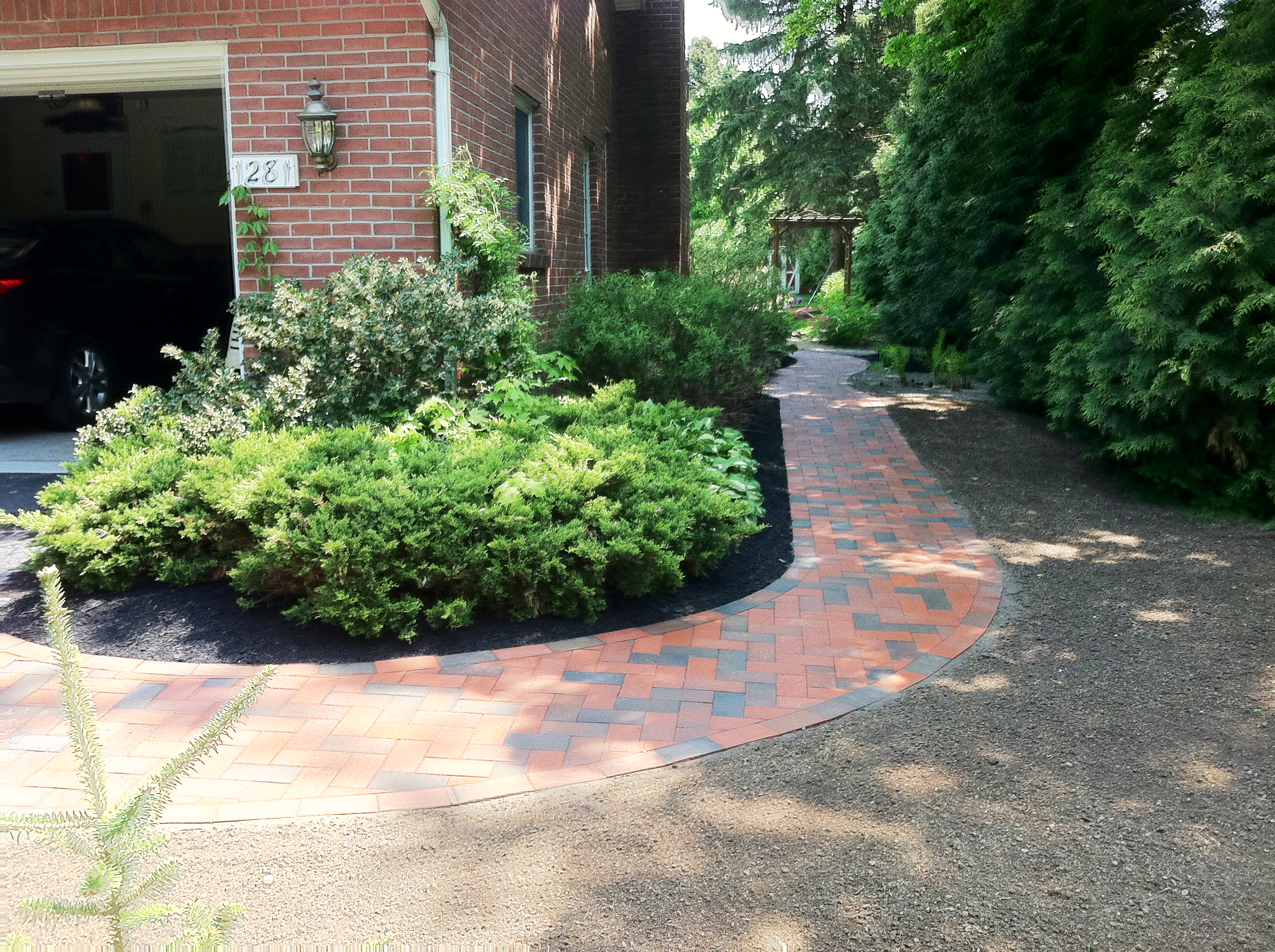 Brick Paving in Western NY