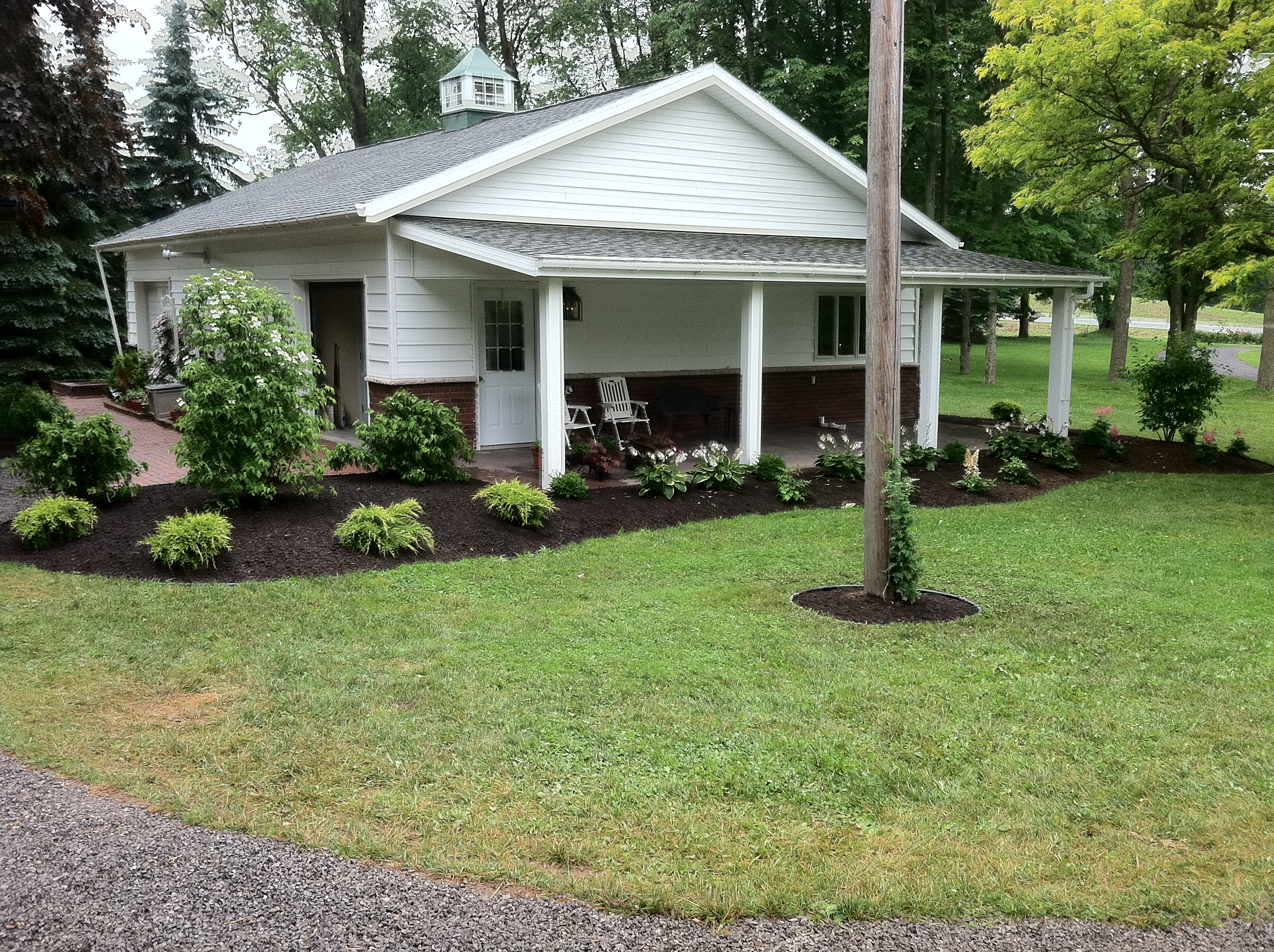 Quality Landscaping Holland NY