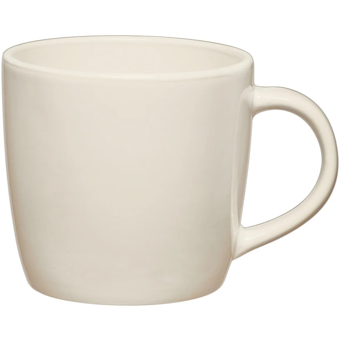 Mug A Cafe Cafe Mug 12 Oz White