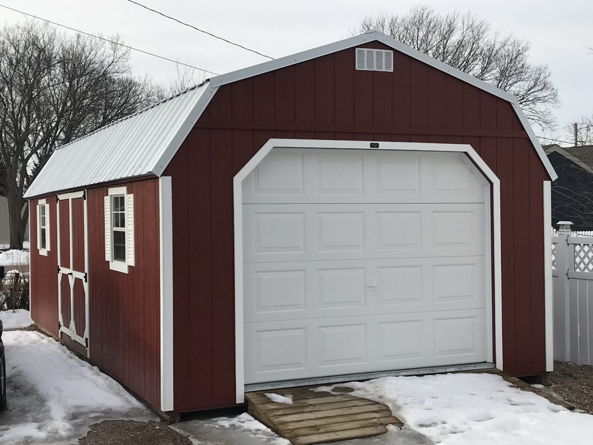 Garage Storage Buildings High Barn Garage Quality Storage Buildings