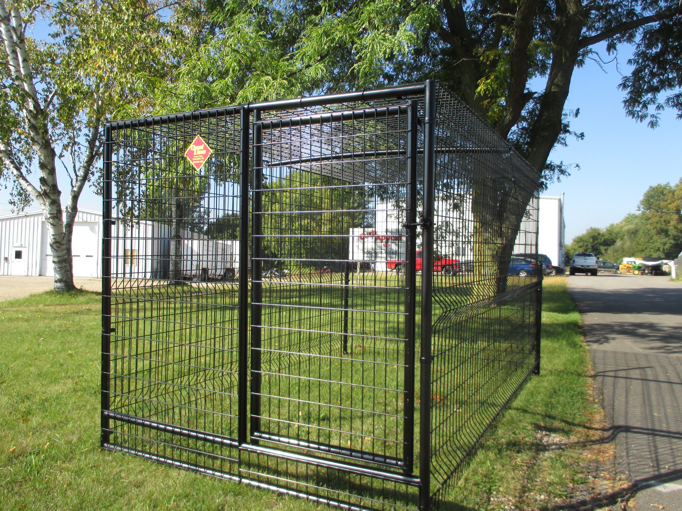 Wire Fencing Metal Fencing Qual Line Fence