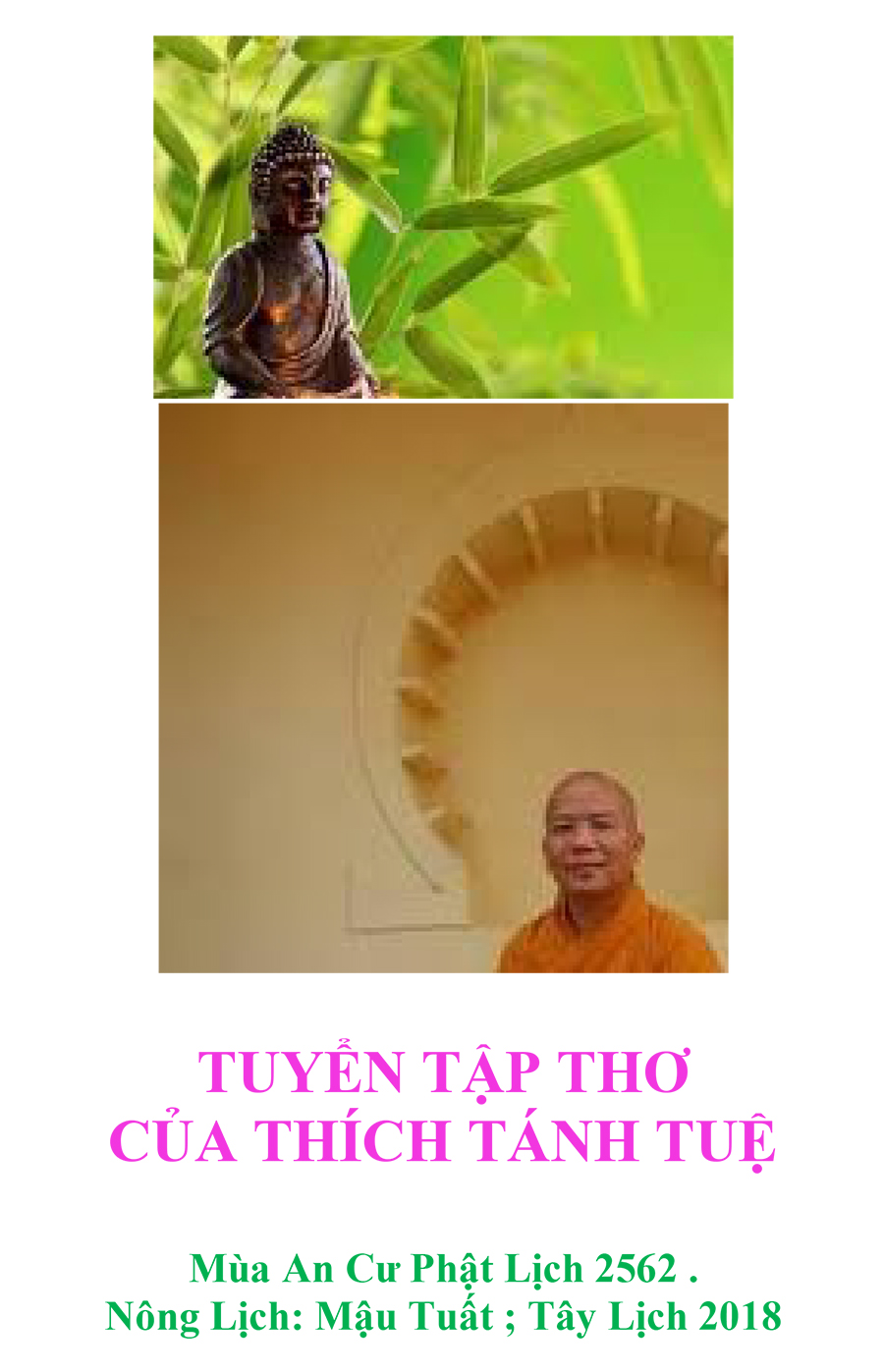 Tuyen Tap Tho_Thich Tanh Tue