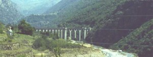 Viadukt Le Petit Train Jaune 1980 klein