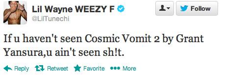 weezy cosmic