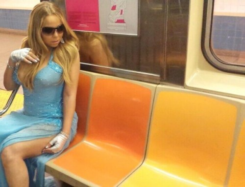 mariah subway
