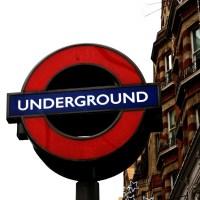 O tube ou underground em Londres