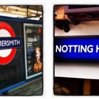 O Homem que visitou todas as Estações do Metrô de Londres!