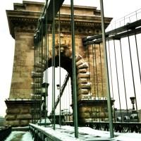 Conhecendo Budapeste no inverno