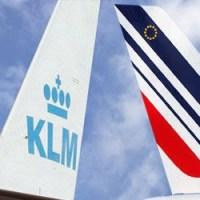 Voar com a KLM & Air France!