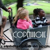 Copenhague - A verdadeira cidade das bicicletas