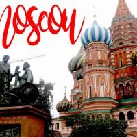 Moscou, a cidade destaque na Copa 2018