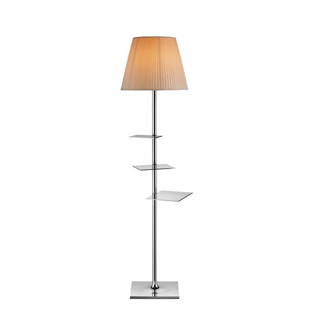 Eclairage Led Bibliotheque Lampadaire Flos Bibliotheque Nationale