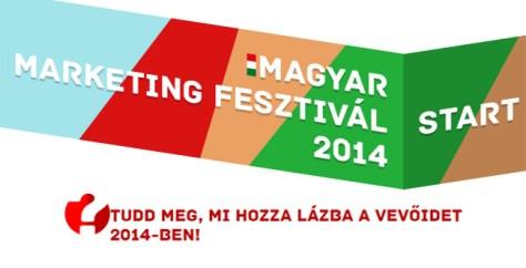 Magyar Marketing Fesztivált 2014. január 30.