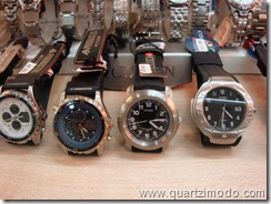 Old stock Citizen Oxy watches