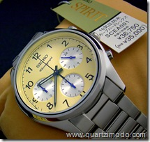 Seiko SCEA001, image courtesy of Kelly M. Rayburn