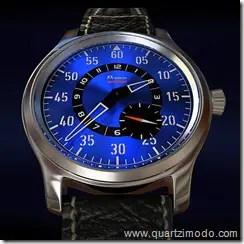 Praesto Aviator (blue dial)
