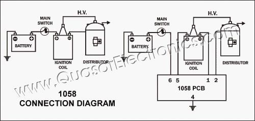 electronic ignition module kit k2543