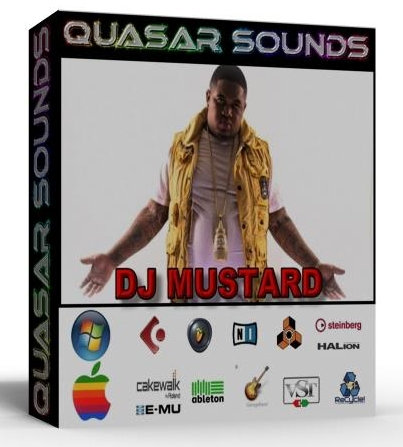 DJ MUSTARD DRUM KIT  SOUNDS Sample Kit \u2022 Download Best FL Studio