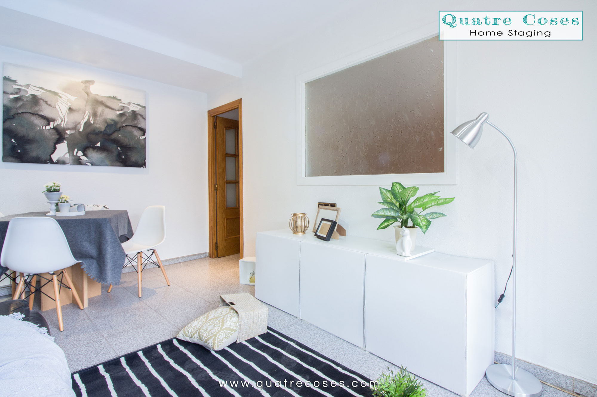 Home Staging Salon Quatre Coses Home Staging En Martorell