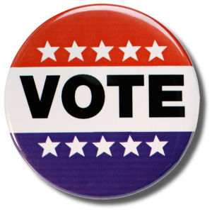 image of vote button