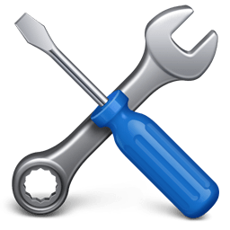 image of a wrench and screwdriver