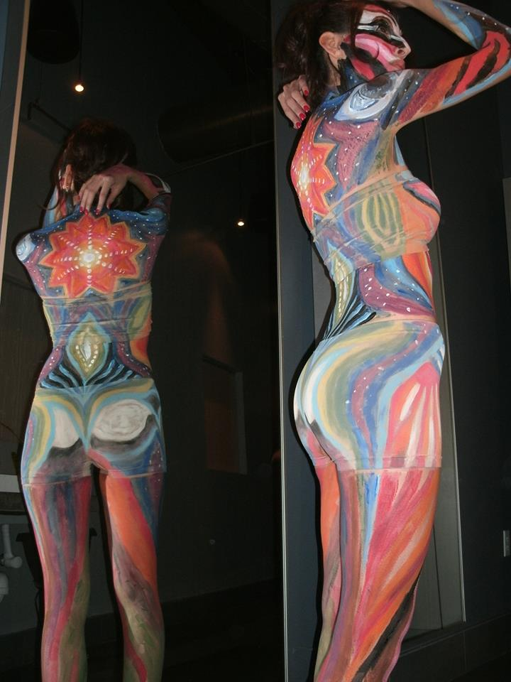 Bodypainting 10