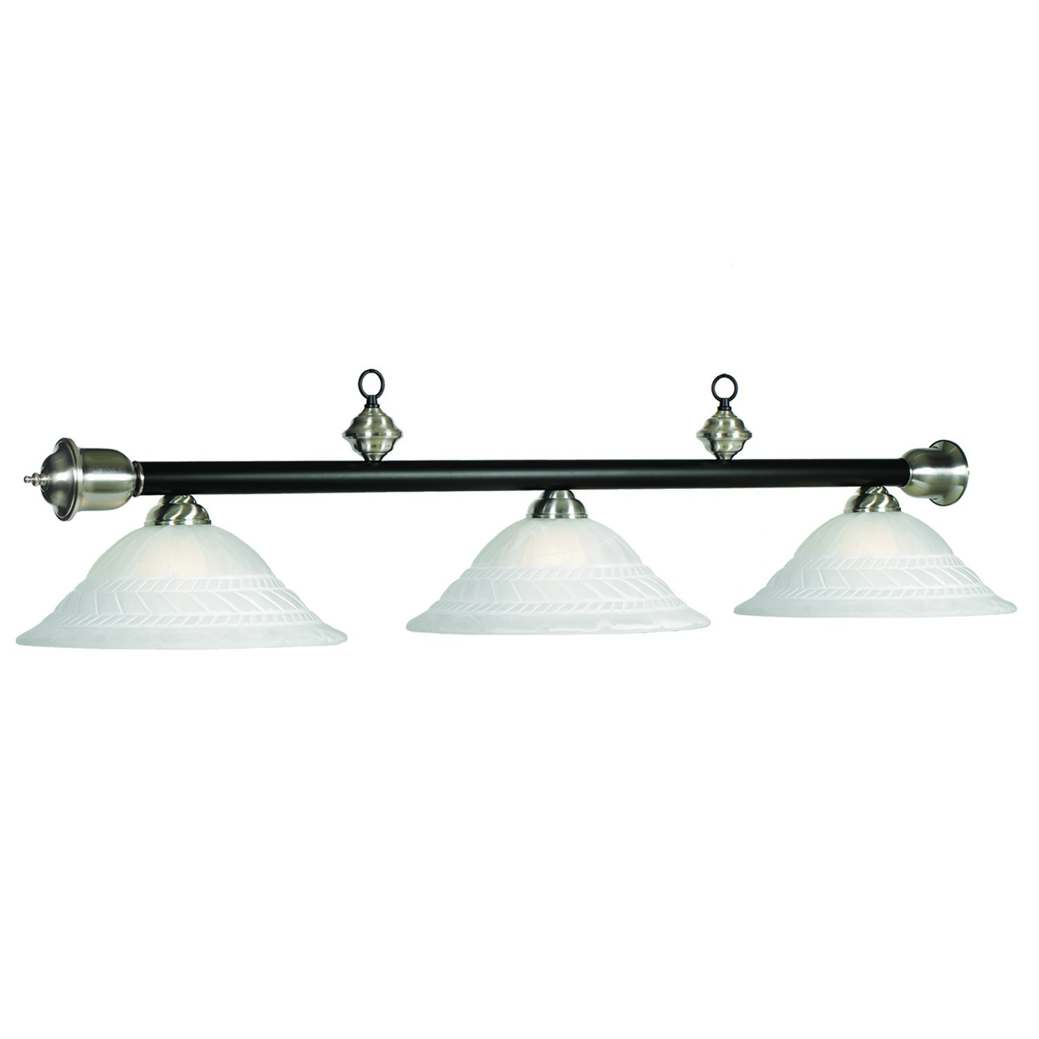 Lampe Billard 59 Quot 3 Lt Billiard Light Matte Black Lampes De Billard