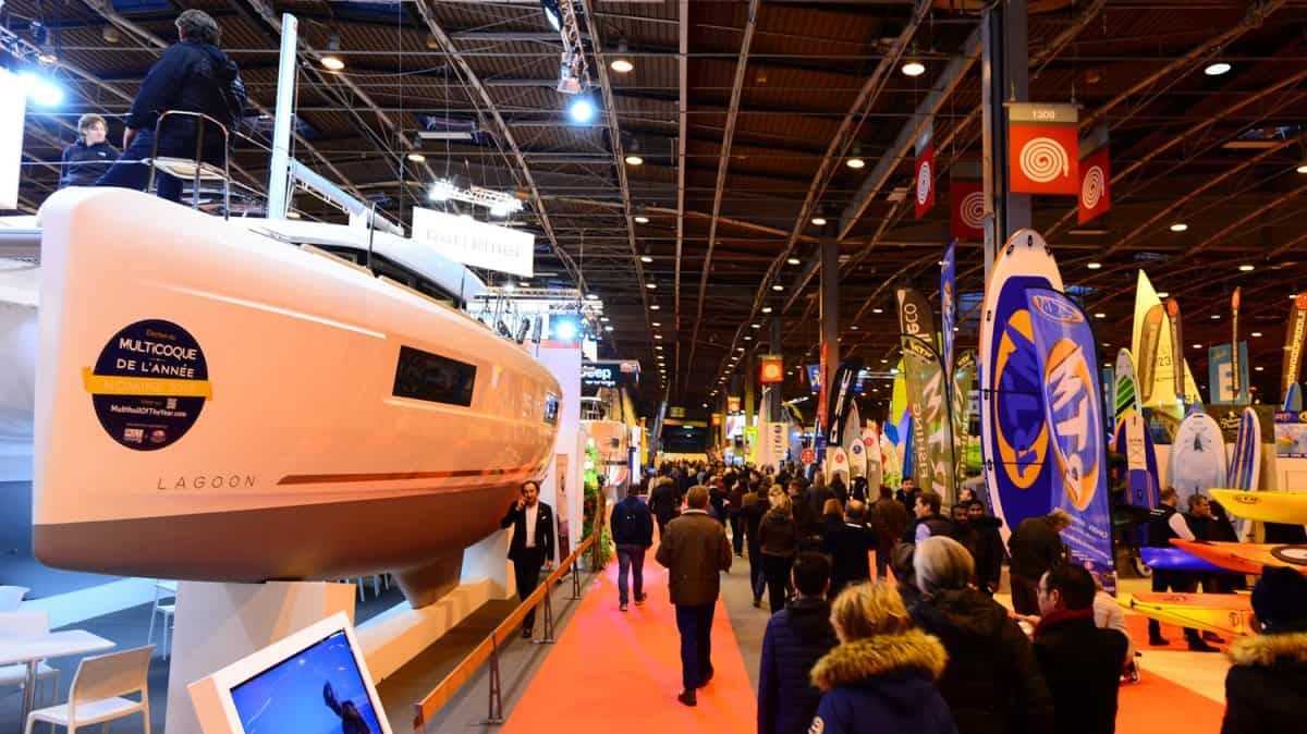 Salon Nautique International De Paris Les Vents Portants De La Croissance Soufflent Sur Le Nautic