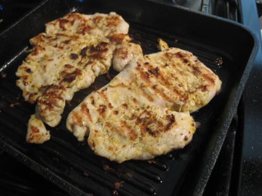 receta pollo a la plancha