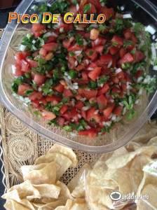 Pico De Gallo | Salsa Típica de la Cocina Mexicana