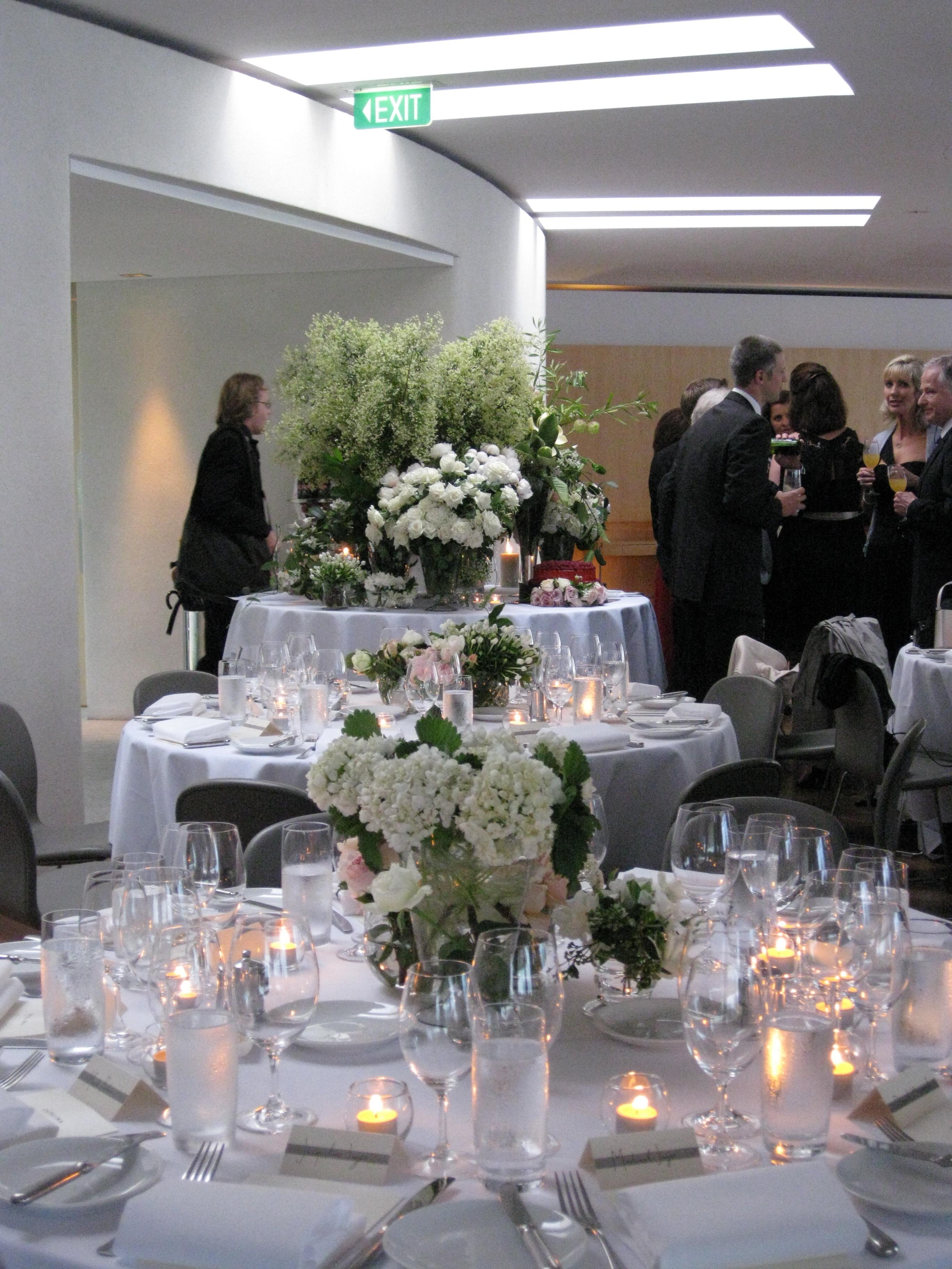 Table Centrepieces Romantic Decoration