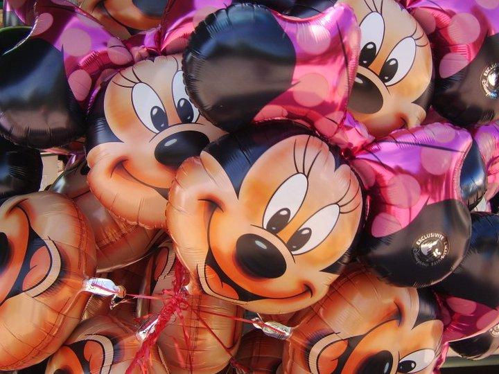 Disneyland Paris Balloons