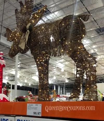 moose christmas decorations yard - Rainforest Islands Ferry - moose christmas decorations