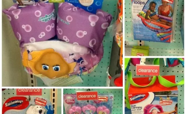Target Clearance Summer Swim Gear And Toys 70 Off