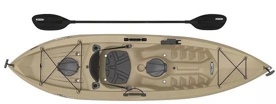 Lifetime Tamarack Angler 100 Fishing Kayak 245 Reg