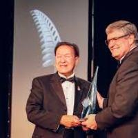 Congratulations Donald Sew Hoy - Winner Senior New Zealander of the Year