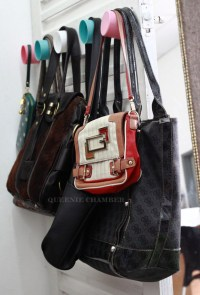 DIY : Bag Holder | QUEENIE CHAMBER