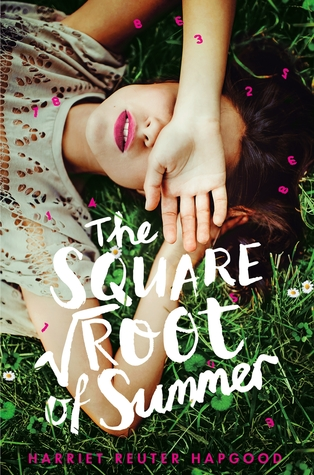 REVIEW: The Square Root of Summer by Harriet Reuter Hapgood