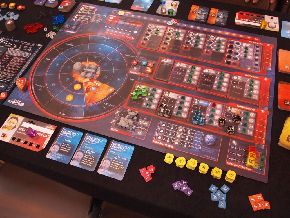 X Board Kopen First Martians Adventures On The Red Planet | Queen Of