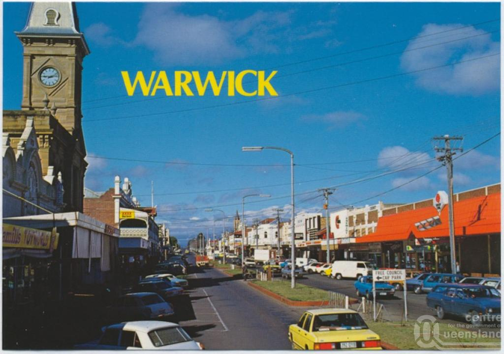 Accommodation Toowoomba Warwick | Queensland Places