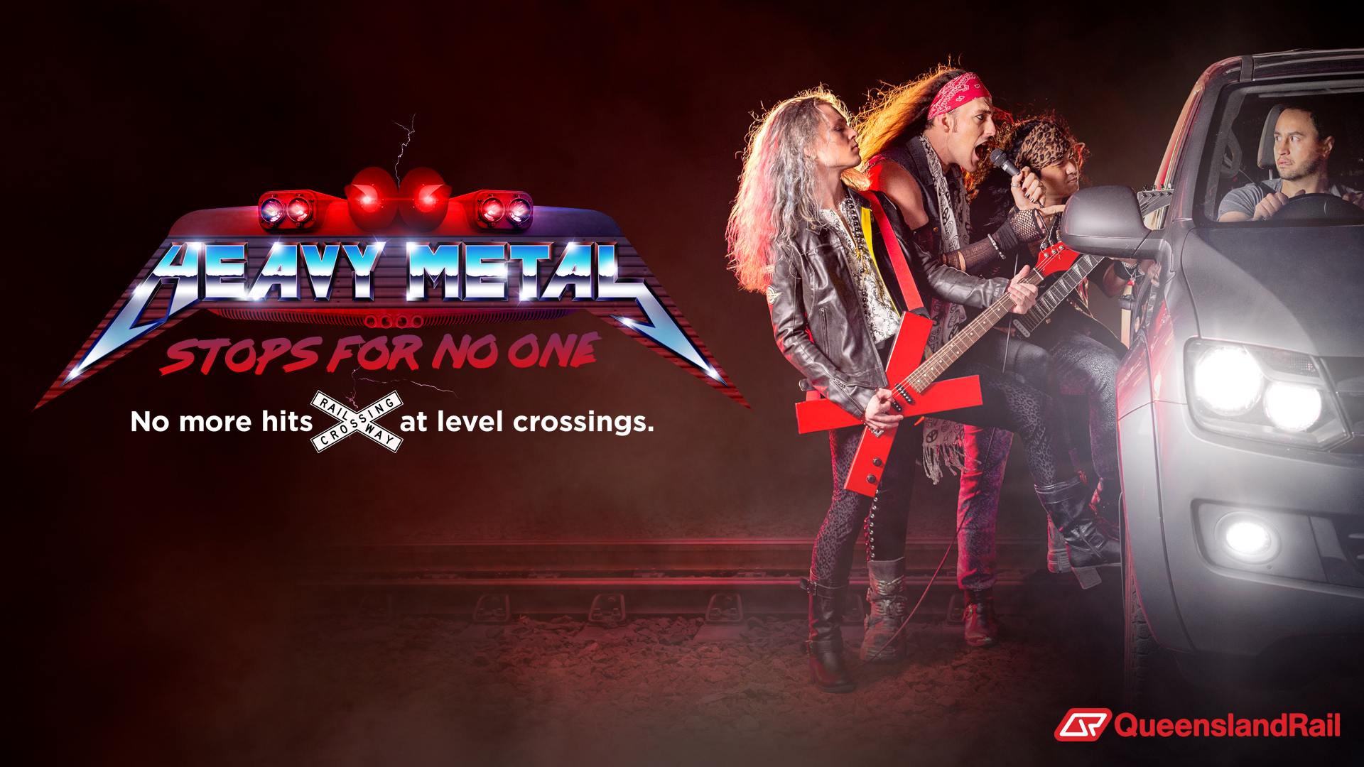 On Heavy Metal Heavy Metal Stops For No One